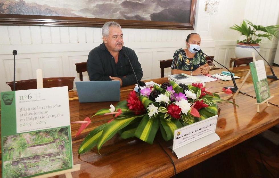 Présentation du sixième dossier d'archéologie polynésienne