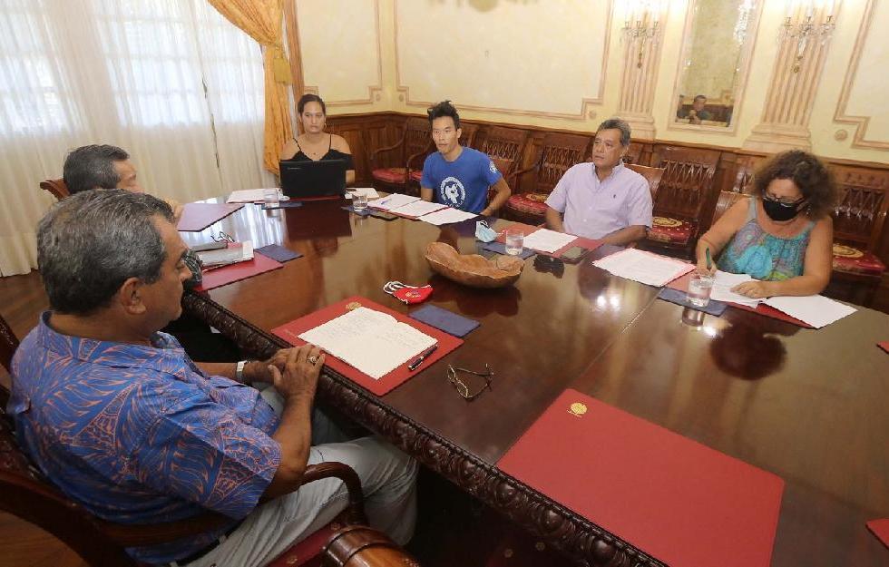 Le plan climat-énergie en Polynésie au cœur des discussions entre la…