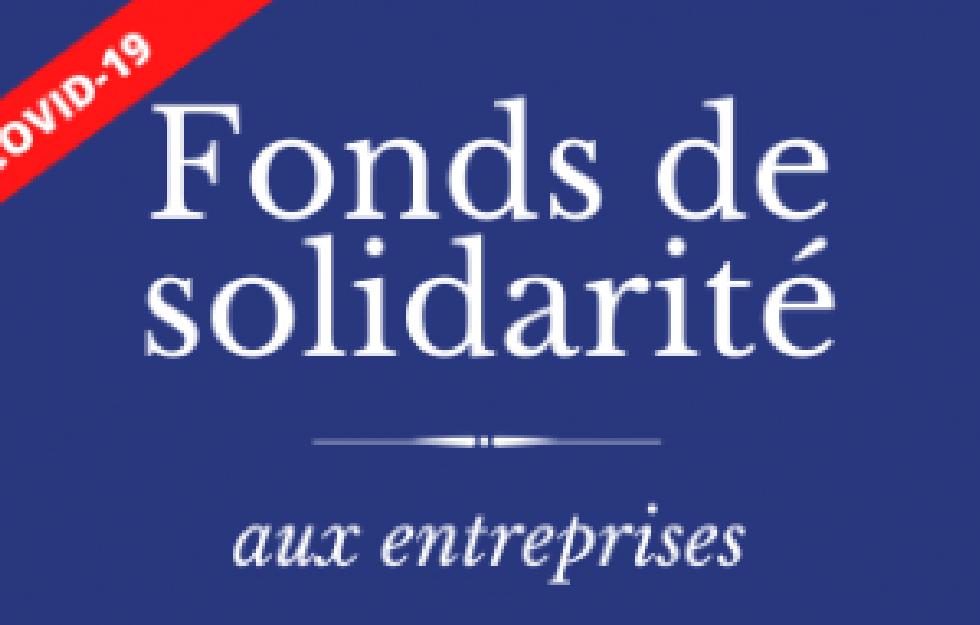 Fonds national de solidarité : Dépôt des demandes jusqu'au 31 juillet…