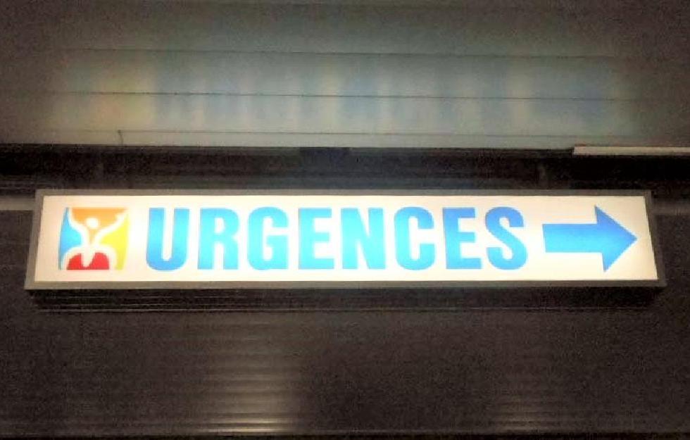 Le service des Urgences du CHPF en arrêt de travail
