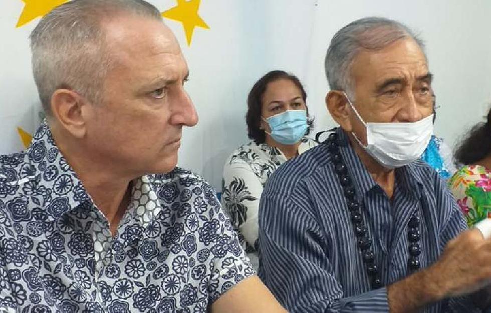 Oscar Temaru et Michel Villar engagés pour les intérêts du Peuple polynésien